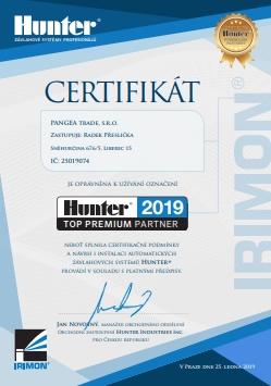 TOP PREMIUM PARTNER 2019